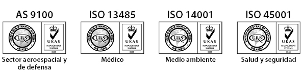 ISO Accreditations