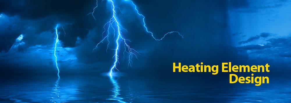 Descripción general: diseño del elemento térmico y cálculo