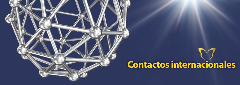 Contactos internacionales